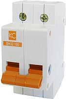 Выключатель нагрузки КС ВН32-100 20А 2Р -