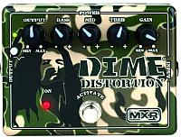 Педаль электрогитарная MXR DD11EU -