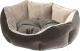 Лежанка для животных Ferplast Queen 50 / 83405003 (бежевый/серый) -