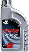 Моторное масло Fuchs Titan Supersyn Longlife Plus 0W30 / 600481636 (1л) -