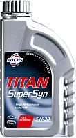 Моторное масло Fuchs Titan Supersyn 5W30 / 600930684 (1л) -