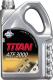 Жидкость гидравлическая Fuchs Titan ATF 3000 Dexron IID / 600632090 (5л, красный) -