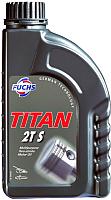 Моторное масло Fuchs Мото Titan 2T S / 600669591 (1л) -