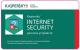 ПО антивирусное Kaspersky Internet Security Multi-device 1 год Card / KL19412UEFR (продление на 5 устройств) -