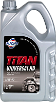 Моторное масло Fuchs Titan Universal HD15W40 / 600642372 (5л) -