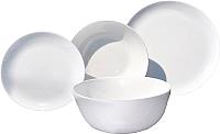Набор тарелок Luminarc Diwali H5869 (19шт) -