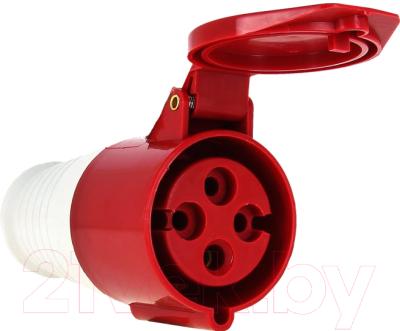 Розетка кабельная КС 84602