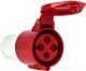 Розетка кабельная КС 84602 -