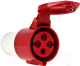 Розетка кабельная КС 84605 -