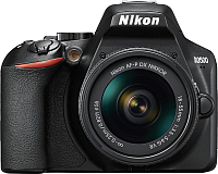 Зеркальный фотоаппарат Nikon D3500 Kit 18-55mm VR -