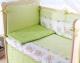 Простыня детская Баю-Бай Мечта ПР15-М3 (зеленый) -