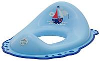 Детская накладка на унитаз Maltex Океан / 5450 (голубой) -