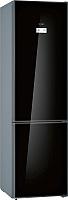 Холодильник с морозильником Bosch KGN39LB31R -