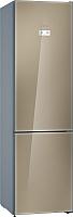 Холодильник с морозильником Bosch KGN39LQ31R -