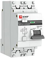 Дифференциальный автомат EKF PROxima АД-32 63/100 2п -