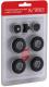 Монтажный комплект для радиатора Royal Thermo RT02-01 (черный) -