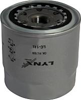 Масляный фильтр LYNXauto LC-142 -