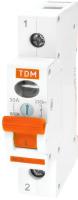 Выключатель нагрузки TDM ВН-32 1р 50А -