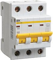 Выключатель автоматический IEK ВА 47-29 M 2А 3п С / MVA21-3-002-C -