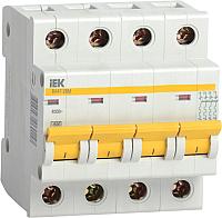 Выключатель автоматический IEK ВА 47-29 M 10А 4п С / MVA21-4-010-C -