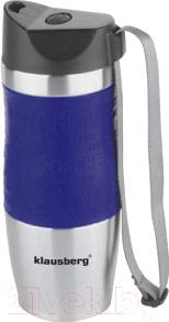 Термокружка Klausberg KB-7101 (синий)
