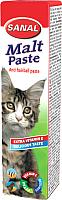 Кормовая добавка для животных Sanal Malt Paste / 6010SV (100г) -