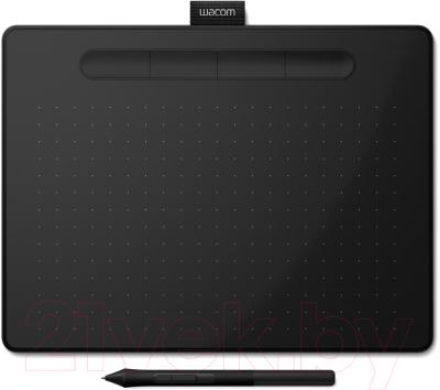 Графический планшет Wacom Intuos M Bluetooth / CTL-6100WLK-N