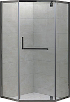 Душевой уголок Coliseum 1018 B-L (прозрачное стекло) -