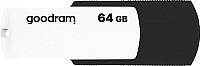 Usb flash накопитель Goodram UCO2 64GB (UCO2-0640KWR11) -