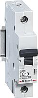 Выключатель автоматический Legrand RX3 1P C 10A 4.5кА 1M / 419662 -