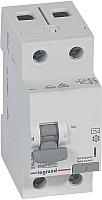 Устройство защитного отключения Legrand RХ3 2P 63A 30mA 10kA 2M тип АС / 402026 -