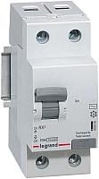 Дифференциальный автомат Legrand RX3 1P+N C 20А 30мА 6кА 2М AC / 419400 -