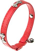 Ошейник Ferplast Joy C12/35 Gat / 76009922 (красный) -