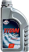 Моторное масло Fuchs Titan Supersyn F Eco-DT 5W30 / 601411595 (1л) -