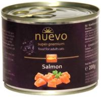 Корм для кошек Nuevo Salmon / 95101 (200г) -