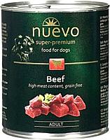 Корм для собак Nuevo Beef / 95005 (800г) -