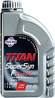 Моторное масло Fuchs Titan Supersyn F Eco-FE 0W30 / 601223389 (1л) -