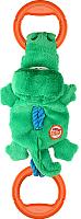 Игрушка для животных Gigwi Крокодил 75461 -