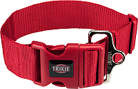 Ошейник Trixie Premium Collar 1999403 (L/XXL, красный) -