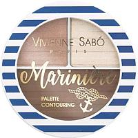 Палетка для скульптурирования Vivienne Sabo Mariniere 02 холодный (6г) -