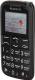 Мобильный телефон Maxvi B7 (черный) -