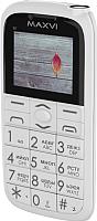Мобильный телефон Maxvi B7 (белый) -