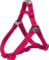 Шлея Trixie Premium One Touch Harness 204411 (S, фуксия) -