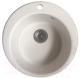 Мойка кухонная БелЭворс Ring (белый) -