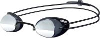 Очки для плавания ARENA Swedix Mirror 92399 55 (Smoke/Silver/Black) -