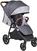 Детская прогулочная коляска Coletto Nevia (темно-серый) -