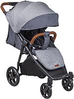 Детская прогулочная коляска Coletto Nevia (серый) -