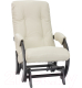 Кресло-глайдер Импэкс 68 (венге/Polaris Beige) -