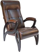 Кресло мягкое Импэкс 51 (венге/Antik Crocodile) -