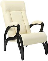 Кресло мягкое Импэкс 51 (венге/Dundi 112) -